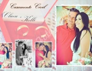 Casamento Cliceu e Kelli