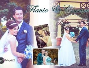 Casamento de Flavio e Clarice 16-03-19