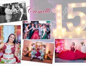 Aniversário de 15 anos da Camilli 22-02-20