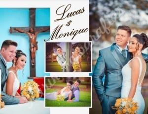 Casamento de Lucas e Monique 22-02-20
