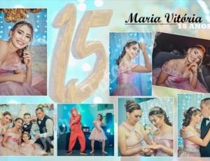 Aniversário de 15 anos da Maria Vitória 21-11-20