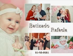 Batismo Novo Sarandi 21-08-21